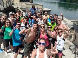 Biciclettata Abbiategrasso/Milano -> Pavia